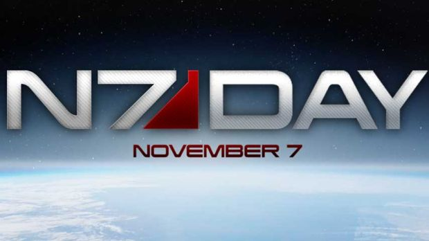 Mass Effect_N7 Day