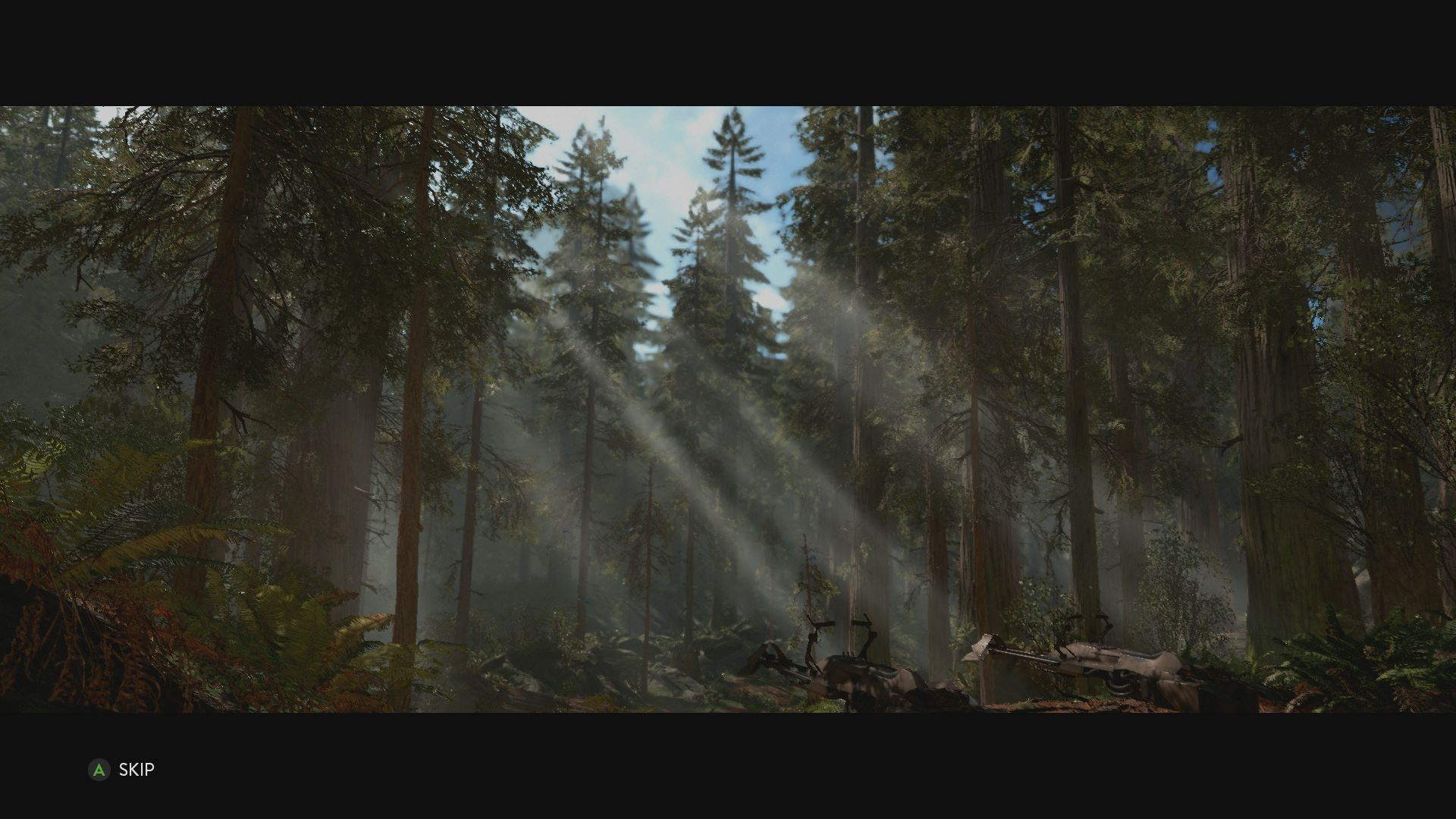 Star Wars Battlefront_Endor Comparison_1