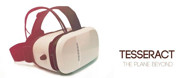 Tesseract VR headset