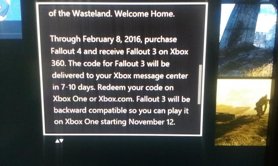 fallout 4 fallout 3 backwards