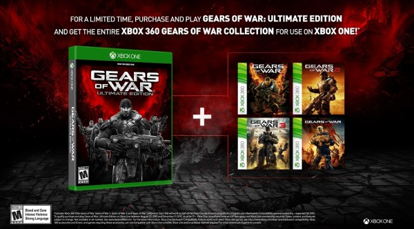 gears of war trilogy ultimate edition