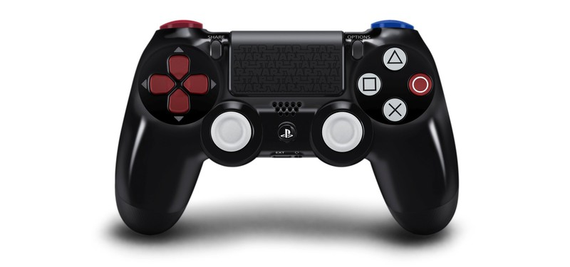 star wars dualshock 4 ps4