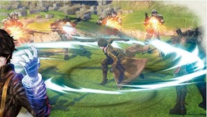 PS4 Exclusive Valkyria: Azure Revolution First Screenshots Revealed