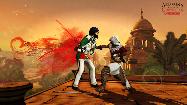 Assassin S Creed Chronicles India And Assassin S Creed Chronicles