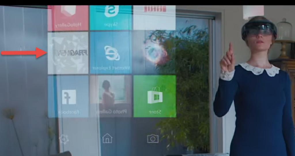 Fragments-HoloLens-Microsoft