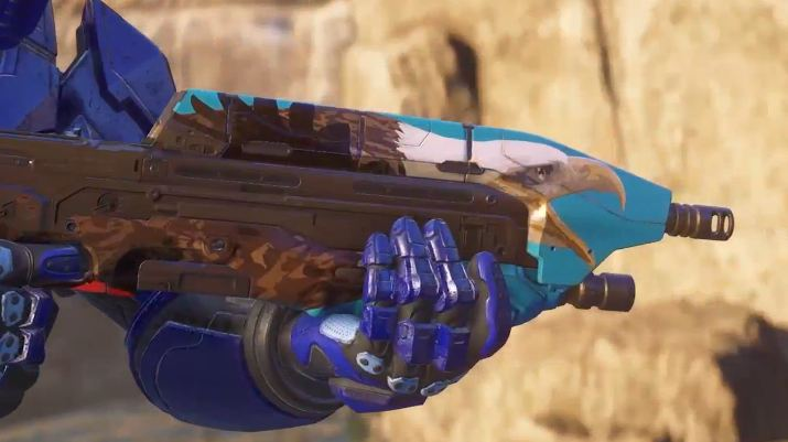 Halo 5 January DLC