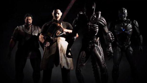 Mortal Kombat X_Kombat Pack 2