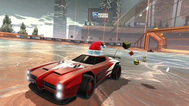 Rocket League Crosses 14 Million Players