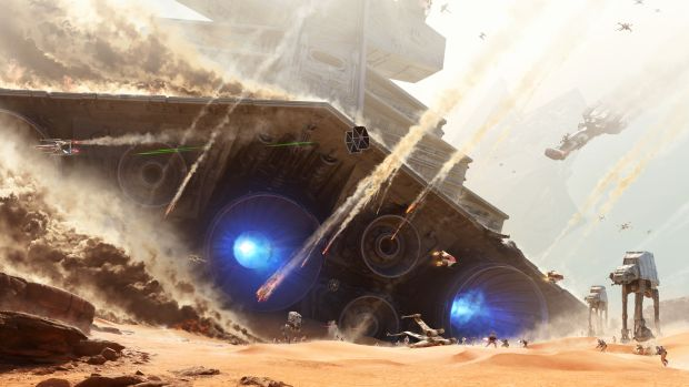 Star Wars Battlefront_Battle of Jakku