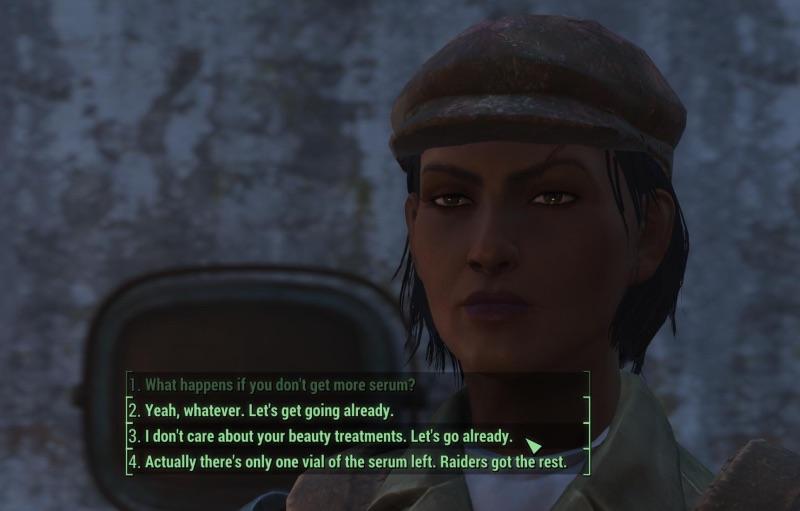 fallout 4 dialog mod