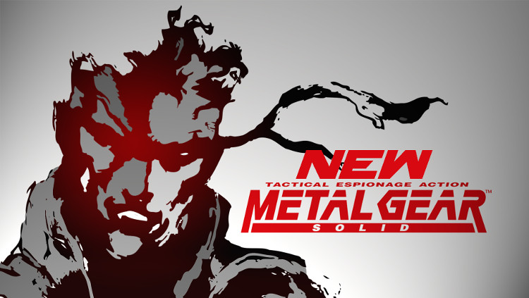 new metal gear game
