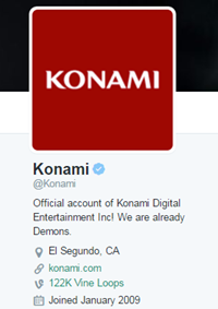 what is going on konami lol!