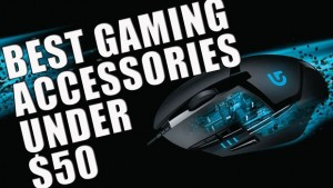 15 Best Gaming Accessories Under $50