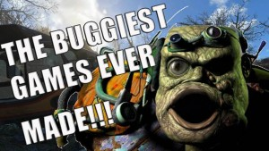 15 Buggiest Games Ever Released