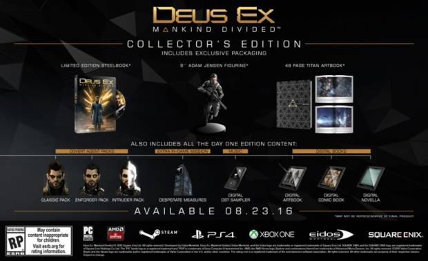 Deus Ex- Mankind Divided