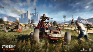 Dying Light: The Following Out Now, Xbox One Receives 17 GB Patch