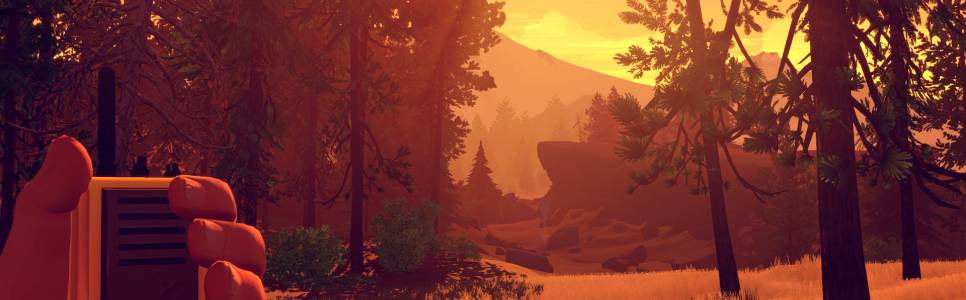 Firewatch Interview: Into The Woods