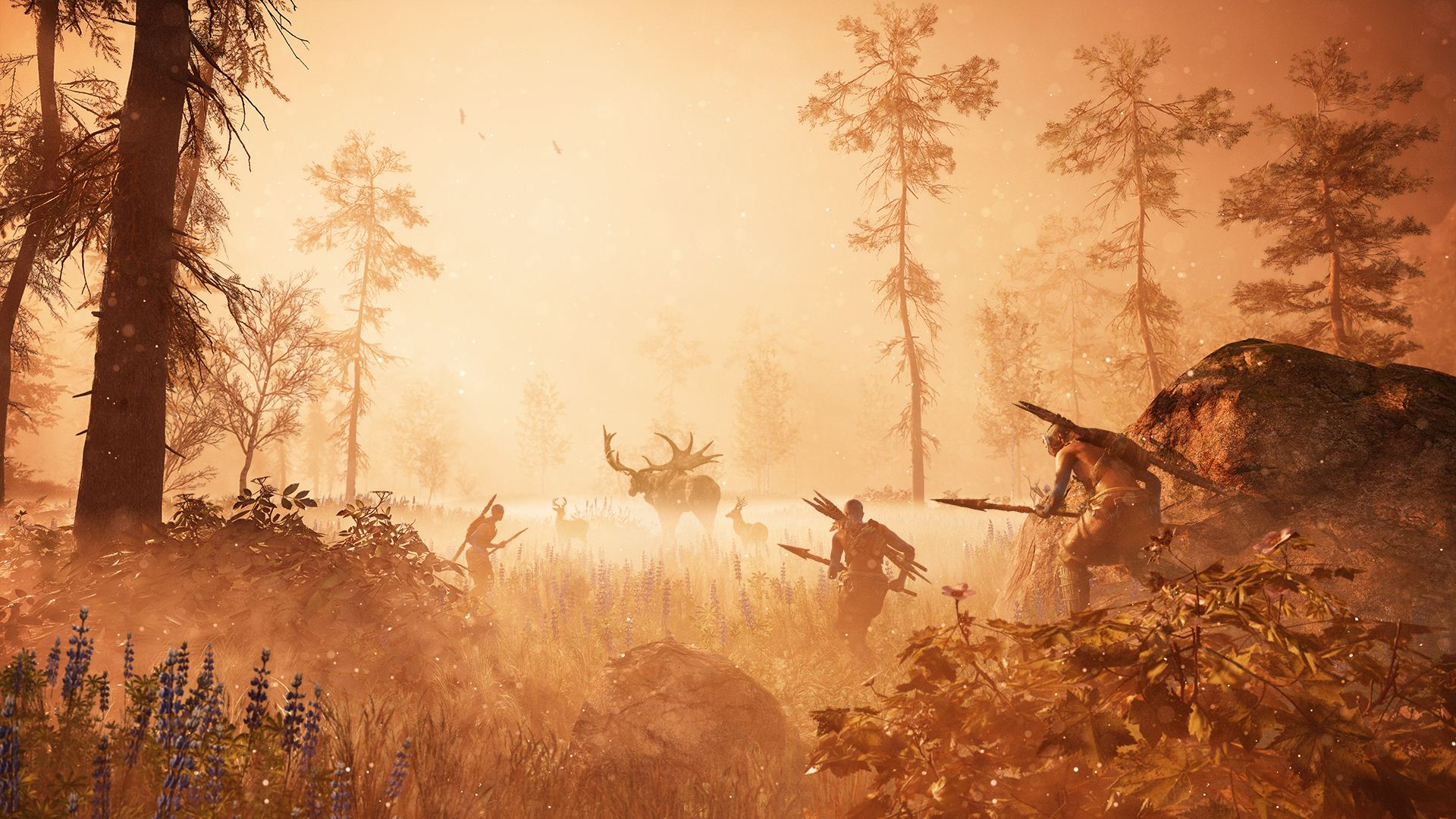 Far Cry Primal Review A Game 10 000 Years In The Making