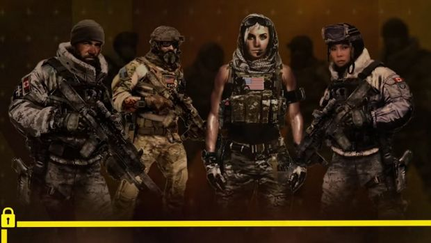 Rainbow Six Siege_DLC Operators