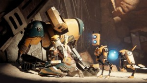 "ReCore Review Scores Were ""A Little Harsh,"" Says Phil Spencer"