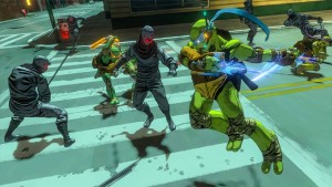 TMNT: Mutants In Manhattan Screenshots Hit The Web