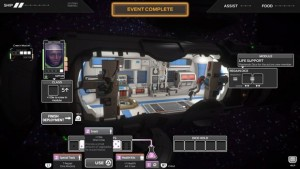 Tharsis Review: Rolling in the Deep Space