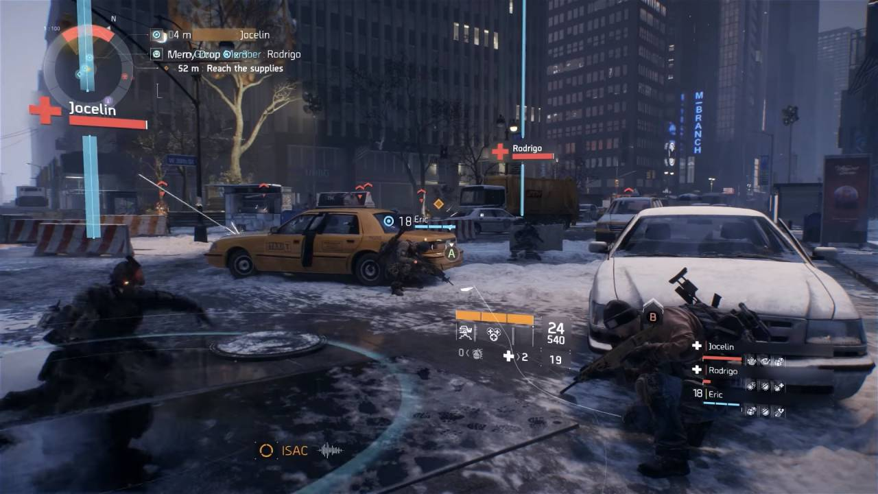 The Division New 1