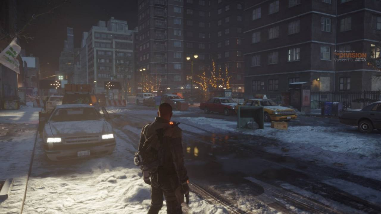 The Division PS4 3