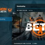 Tom Clancy's The Division Beta is 26.25 GB on PC – Report