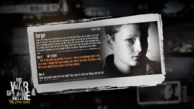 This War of Mine_The Little Ones_01