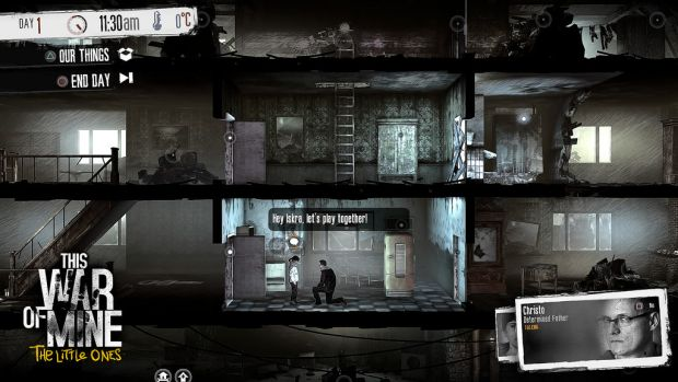 This War of Mine_The Little Ones_02