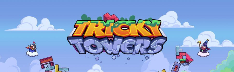 Tricky Towers Interview: Tetris Meets Spell Casting