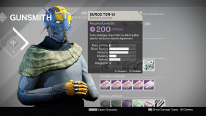 Destiny's Original User Interface Was Pretty Bad