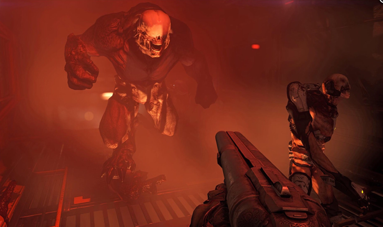 DOOM 2016 Cheat Codes And Cheats: Unlimited Health, Ammo