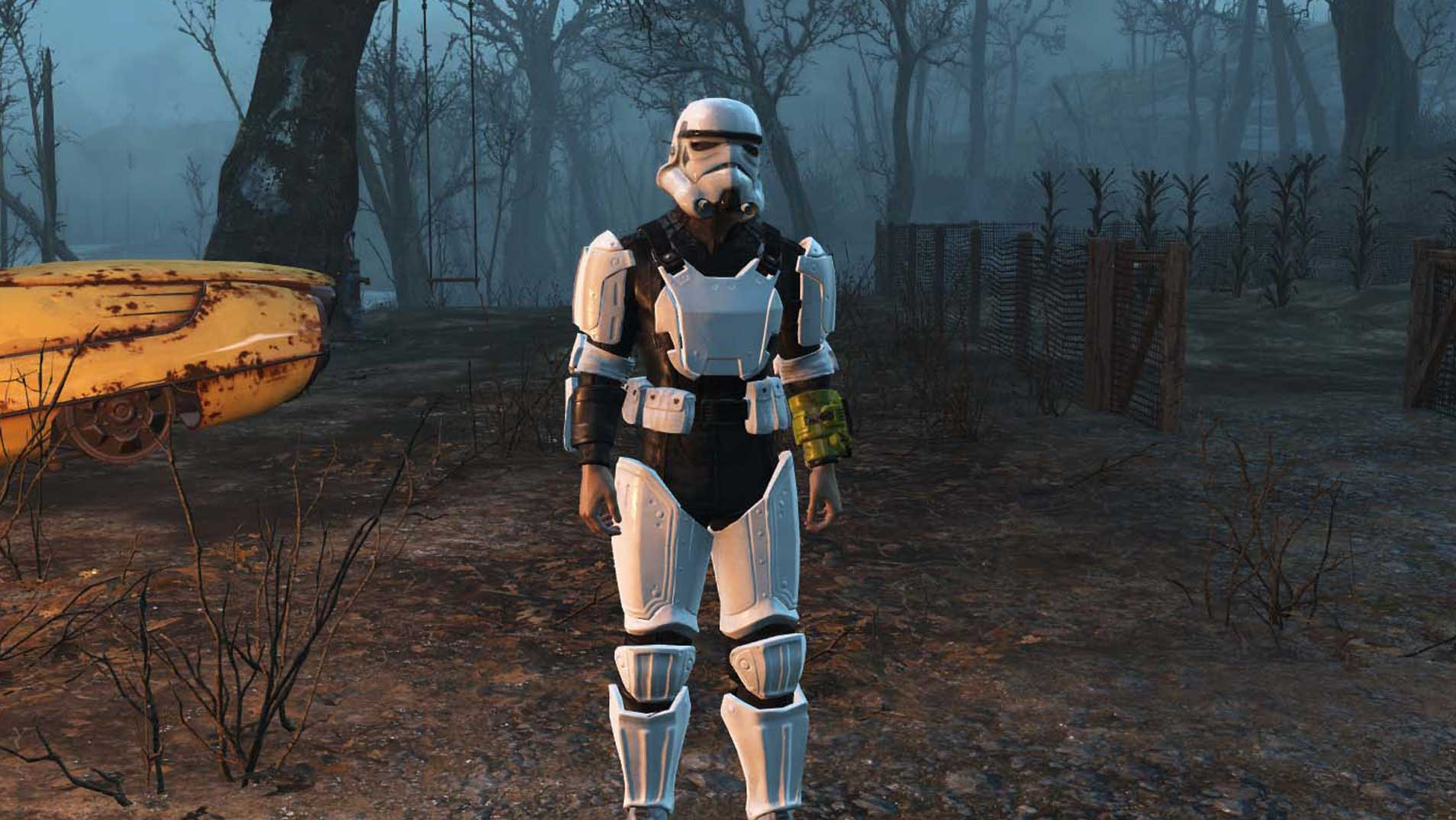 fallout 4 star wars