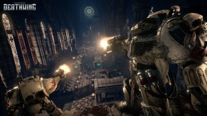 Space Hulk Deathwing Trailer Unveils Arsenal of Classes