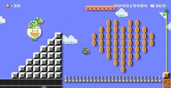 super mario maker southwest airlines