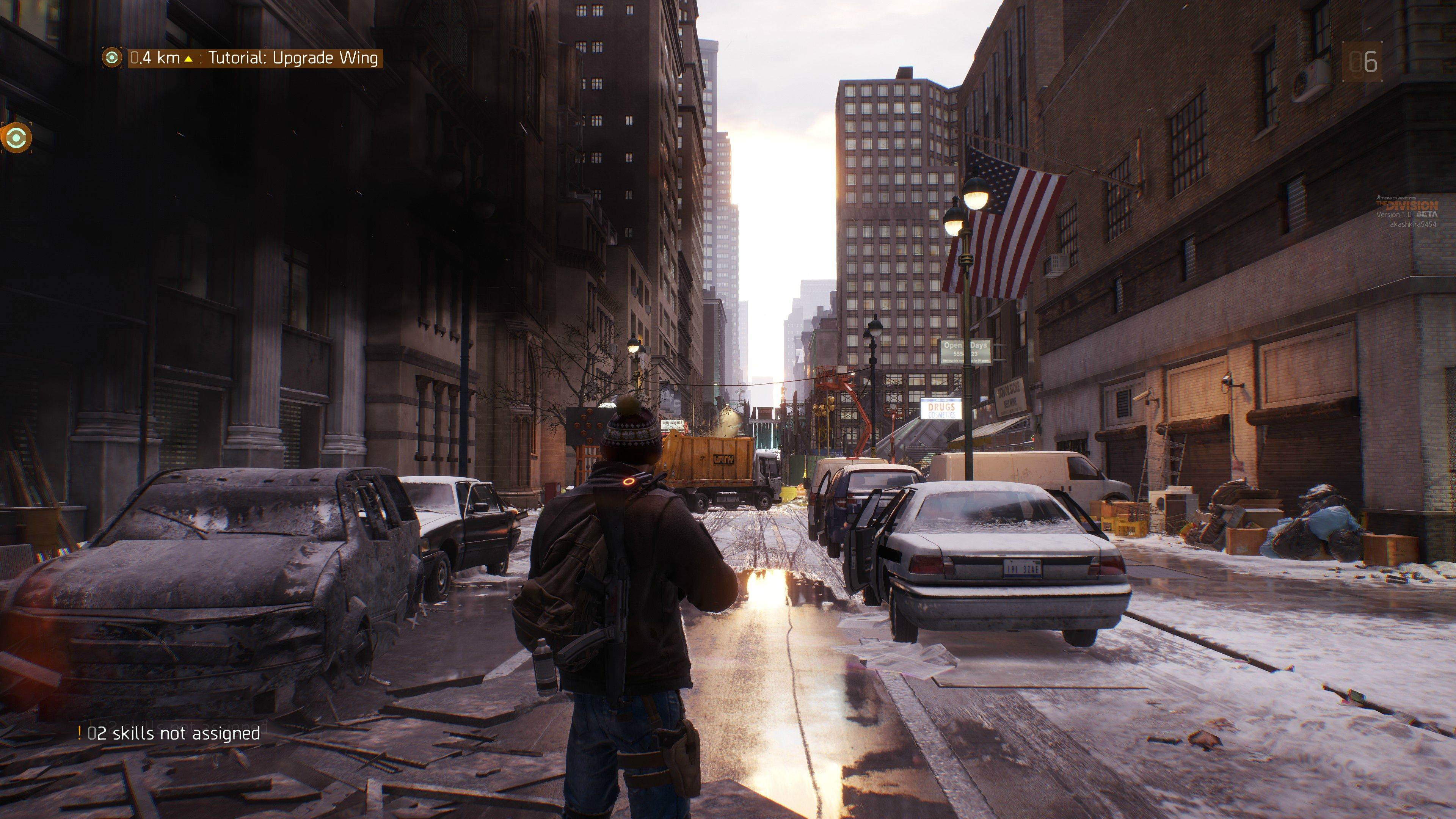 the division 4k pc maxed out
