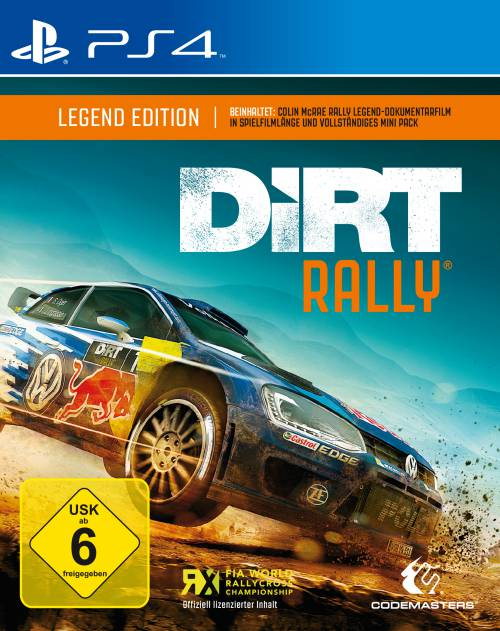 DiRT Rally Wiki – Everything you need to know about the game