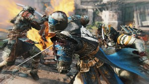 For Honor Gameplay Footage Explores Vikings Campaign