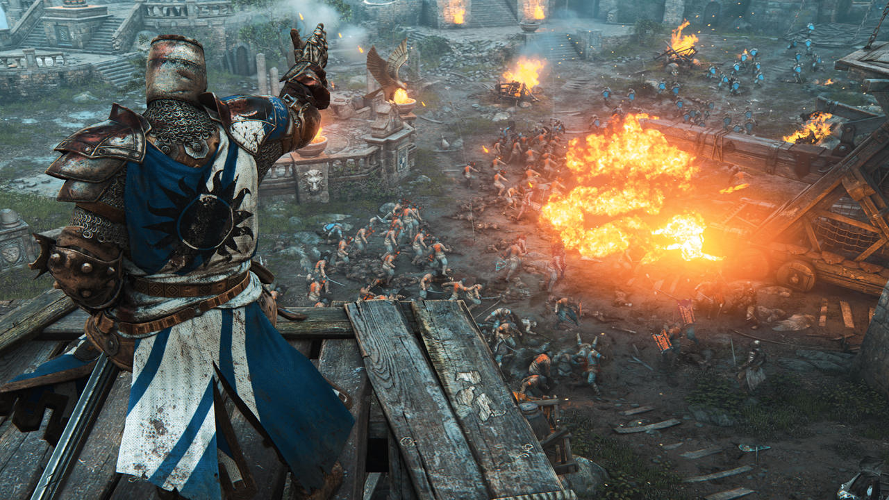 For Honor Server Start Times and File Sizes Revealed