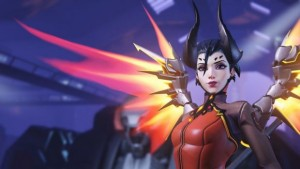 Overwatch Patch Nerfs Mercy POTGs, Increases Eichenwalde Payload Speed