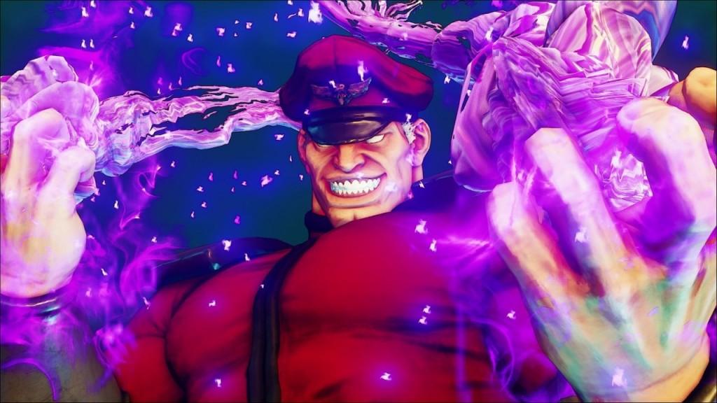 Street Fighter 5_M Bison