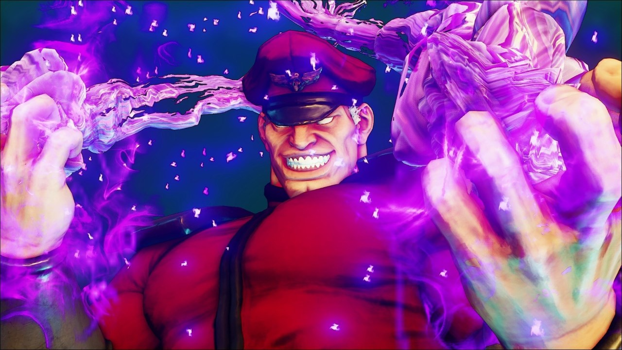 Street Fighter 5_M Bison