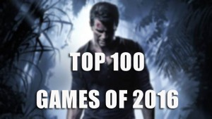 Top 100 Most Anticipated Games of 2016