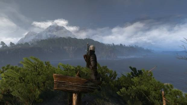 The witcher 3 Skellige Islands
