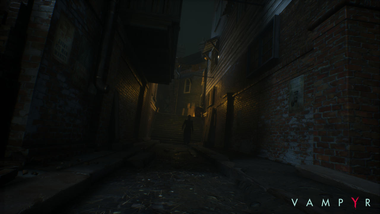 Dontnod s vampyr receives dark new screenshots 171 gamingbolt com