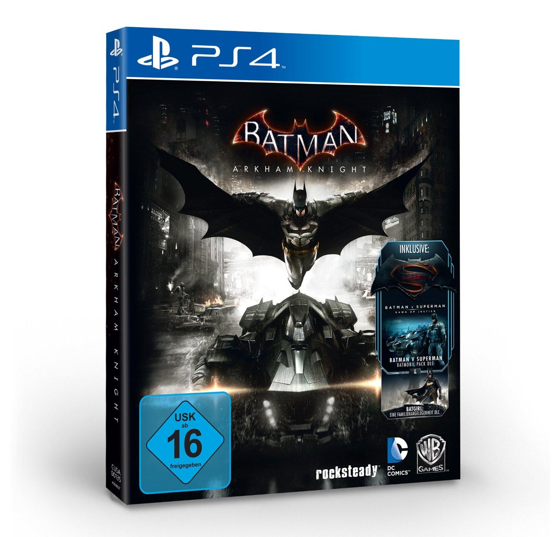 batman arkham knight batman vs superman