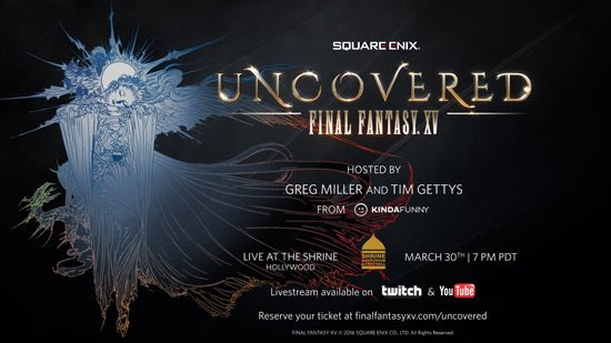 final fantasy 15 uncovered