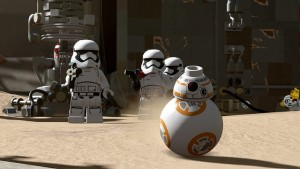 UK Game Charts: LEGO Star Wars Force Awakens On Top for 3rd Week